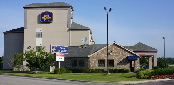 Best Western Tulsa Inn and Suites