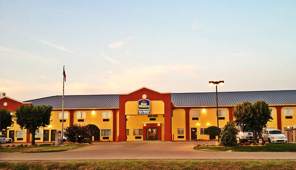 Best Western Sand Springs Inn